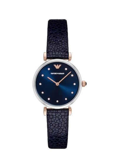 Emporio Armani Часовник Gianni с кристали Жени