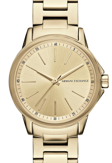 ARMANI EXCHANGE Часовник Lady Banks с метална верижка Жени