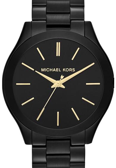 Michael Kors Часовник Slim Runway от неръждаема стомана Жени