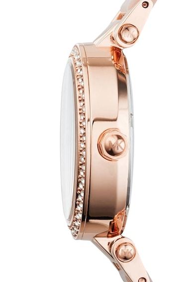 Michael Kors Мултифункционален часовник Mini Parker с кристали Жени