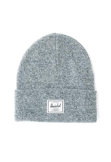 Herschel Унисекс плетена шапка Elmer с лого Жени