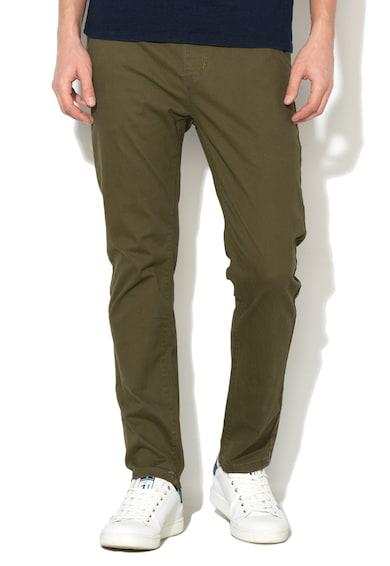 Zee Lane Denim Pantaloni chino cu snur pentru ajustare Barbati