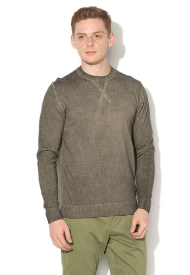 Esprit Pulover tricotat fin cu garnituri striate Barbati
