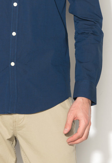 Esprit Camasa slim fit cu buzunar aplicat pe piept cc Barbati