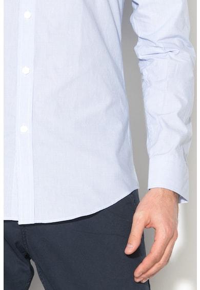 Esprit Camasa slim fit cu model in dungi Barbati