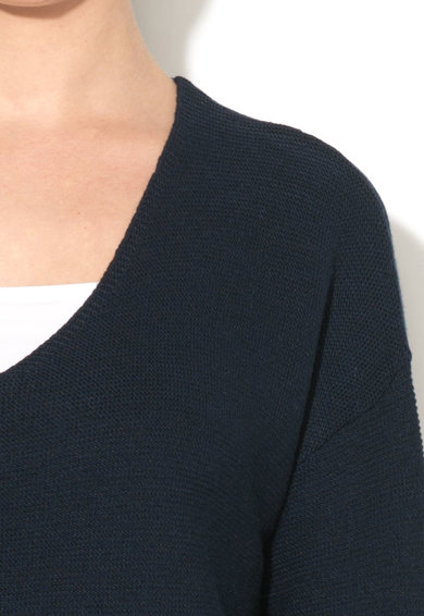 Esprit Laza fazonú pulóver perforált részlettel női