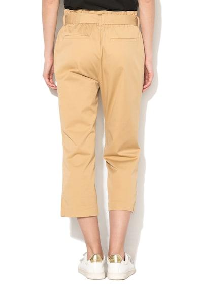 EDC by Esprit Pantaloni culotte din amestec de lyocell cu cordon in talie Femei