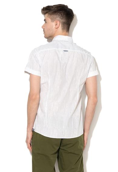 EDC by Esprit Вталена риза на райе Мъже