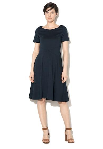 Esprit Разкроена рокля с овално деколте Жени