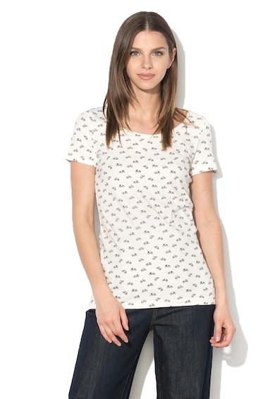 Esprit Grafikai mintás póló 42 női