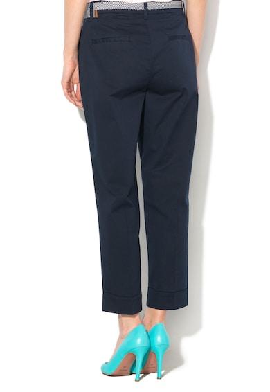 Esprit Панталон чино с колан 1 Жени