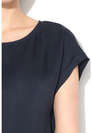 Esprit Разкроена рокля от лиосел с връзки на талията Жени