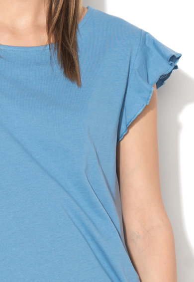 Esprit Póló bővülő ujjakkal női