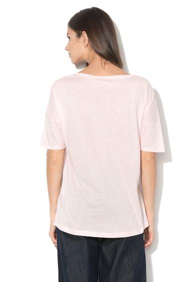 Esprit Тениска с модал и свободнопадащи ръкави Жени