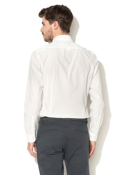 Esprit Slim fit pöttyös ing férfi