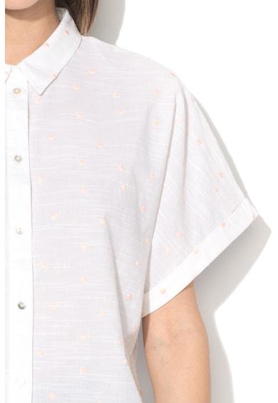 Esprit Nagy méretű ing hímzett szívmintával női