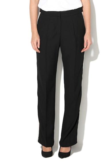 Esprit Pantaloni conici cu garnituri tubulare laterale Femei