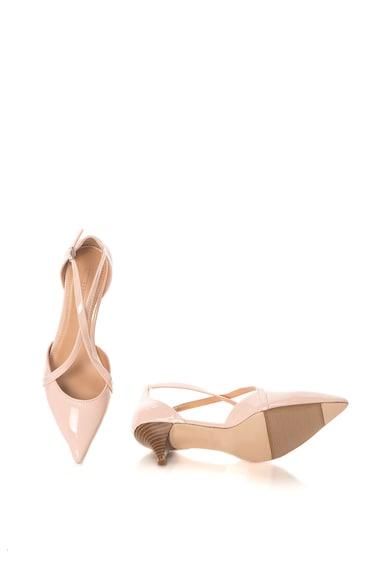 Esprit Lakkozott cipő alacsony tűsarokkal női