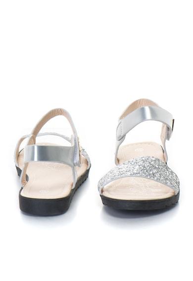 Release Дамски сандали с брокат  Ниска подметка, Синтетична кожа Жени