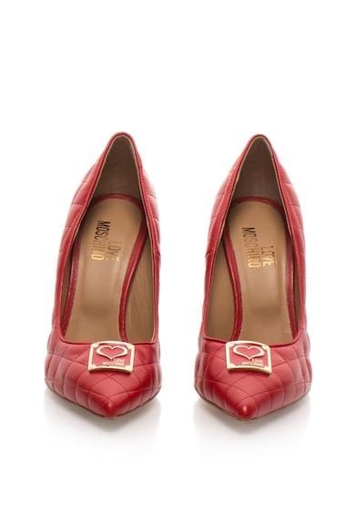 Love Moschino Pantofi stiletto matlasati Femei