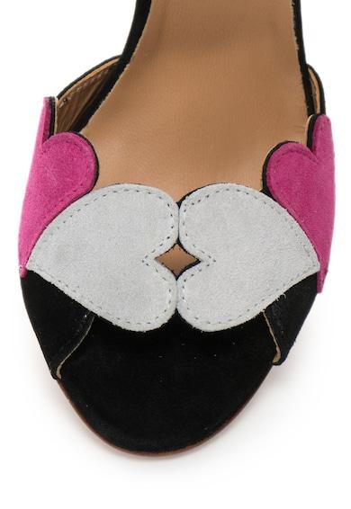 Love Moschino Sandale stiletto cu bareta pe glezna Femei