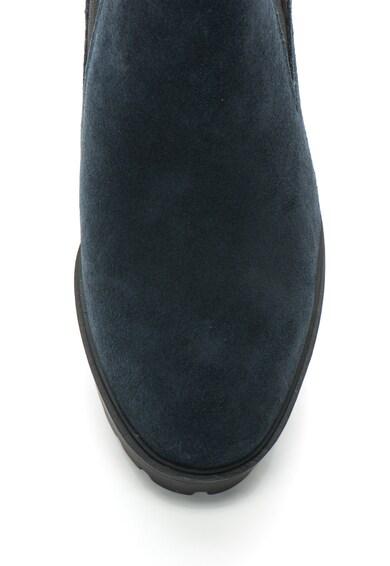 Sydney nyersbőr chelsea csizma telitalppal - Calvin Klein Jeans ... 040c597065
