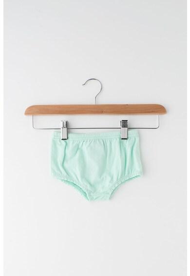 GUESS JEANS Set de rochie tip tricou cu insertii de plasa si pantaloni scurti Fete