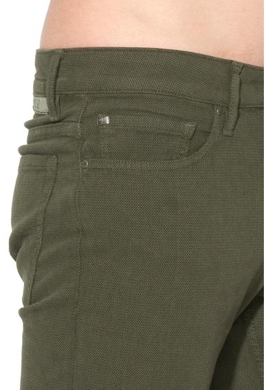 GUESS JEANS Панталон по тялото с 5 джоба Мъже
