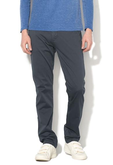 GUESS JEANS Pantaloni chino conici Alain Barbati