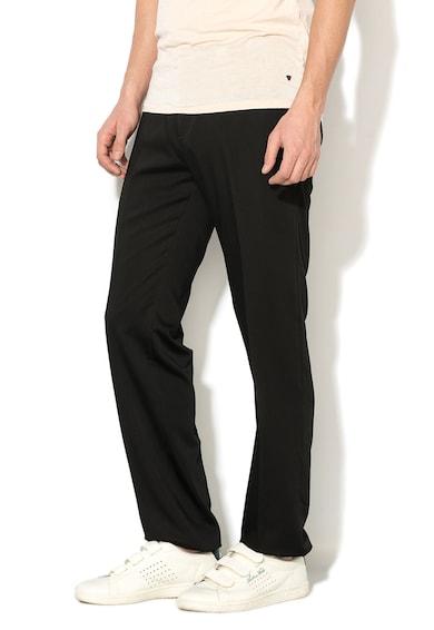 GUESS JEANS Pantaloni eleganti cu buzunare oblice Barbati