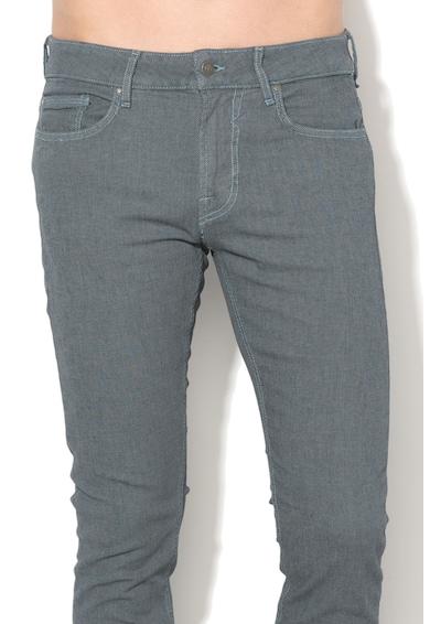 GUESS JEANS Pantaloni super skinny cu 5 buzunare Miami Barbati