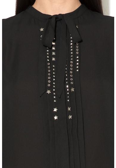 GUESS JEANS Camasa decorata cu tinte Femei
