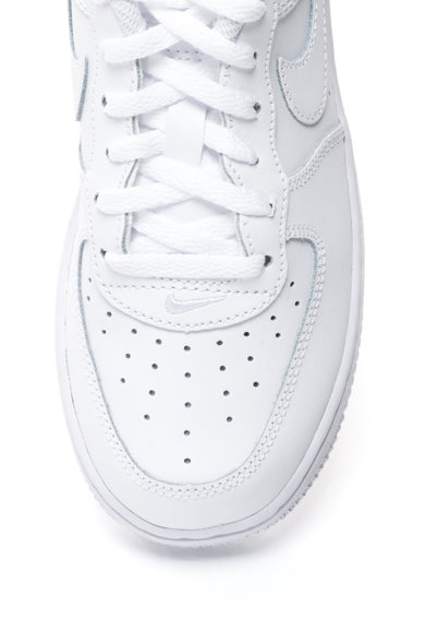 Nike Force 1 bőr sneakers cipő Fiú