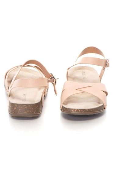 Release Дамски сандали  Кръстосани каишки, Еко кожа, Интериор от естествена кожа Жени