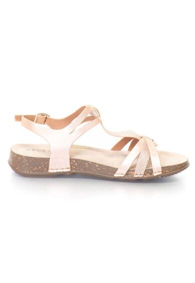 Release Дамски сандали  Ниски, Имитация на змийска кожа, Еко кожа, Интериор от естествена кожа Жени