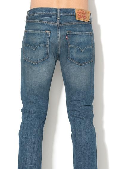 Levi's 501® Skinny farmernadrág dekoratív szakadásokkal férfi
