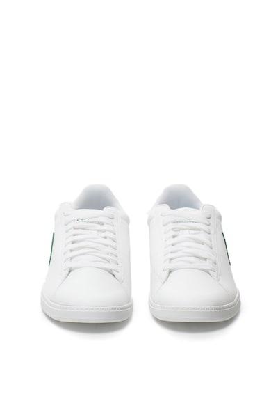 Le Coq Sportif Pantofi sport de piele sintetica cu logo Courtset Barbati