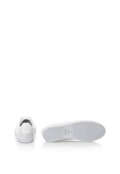 Le Coq Sportif Pantofi sport de piele sintetica cu aspect lacuit Charline Femei
