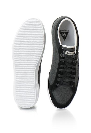 Le Coq Sportif Pantofi sport din panza cu garnituri de piele intoarsa Feretcraft Barbati
