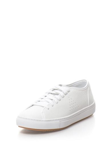 Le Coq Sportif Pantofi sport de piele cu detaliu transparent Jane Femei
