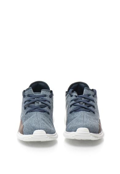 Le Coq Sportif Pantofi sport cu aspect de denim Solas Barbati