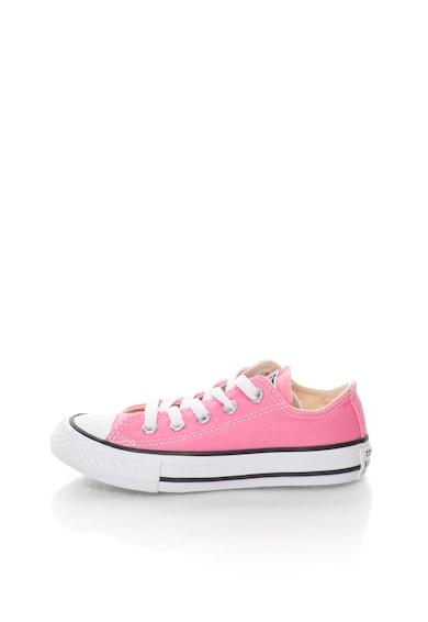 Converse Детски розови кецове Момичета
