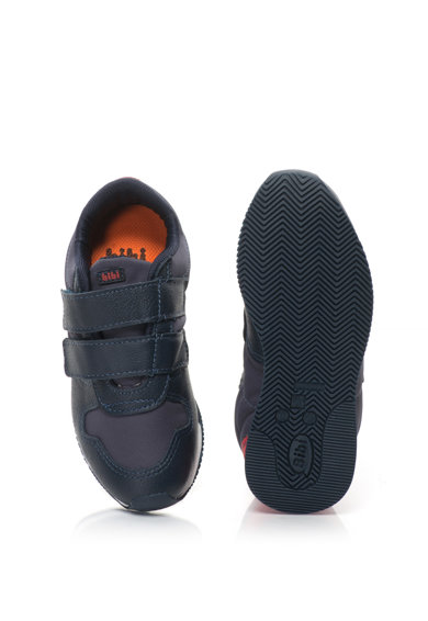 bibi kids Pantofi sport cu benzi velcro Hype New II Baieti