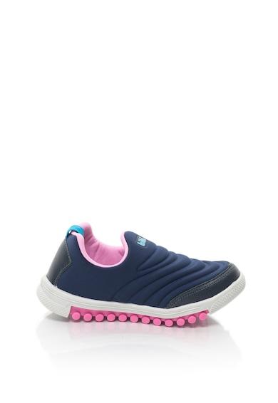 bibi kids Pantofi sport slip-on cu detalii striate in relief Roller New Baieti