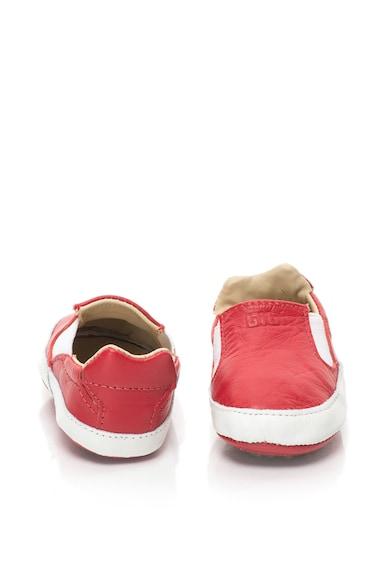 bibi kids Afeto New VII bebújós bőrcipő Fiú