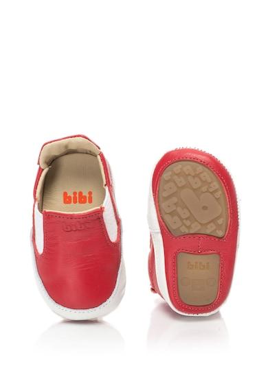 bibi kids Pantofi slip-on de piele Afeto New VII Baieti