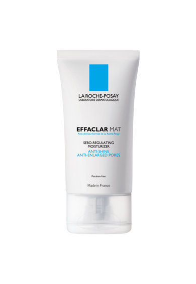 La Roche-Posay Crema sebo-reglatoare  Effaclar Matt hidratanta si matifianta, 40 ml Femei