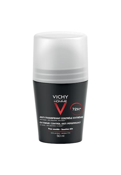 Vichy Deodorant roll-on  Homme Control Extrem, 72h, 50 ml Femei