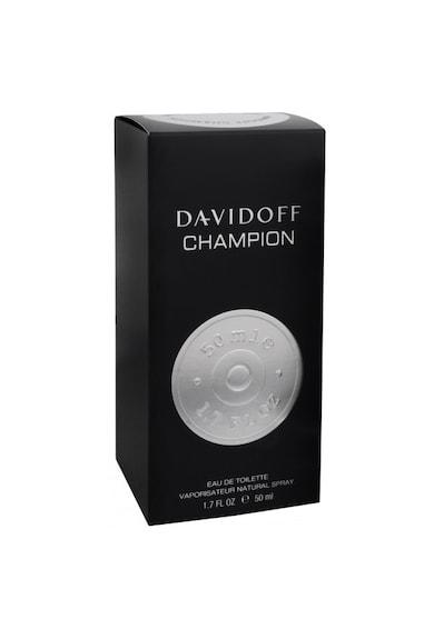 Davidoff Apa de toaleta  Champion, Barbati, 50 ml Barbati