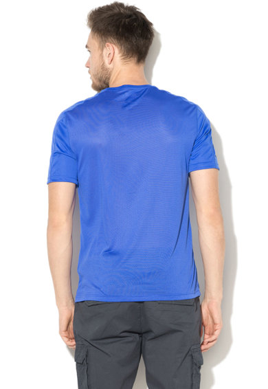Reebok Sport Спортна тениска за фитнес с лого Мъже